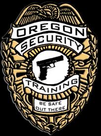 Oregon Security Training
